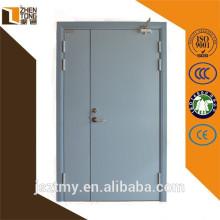Современный дизайн противопожарные двери, дверь выхода, стали деревянные бронированная дверь
