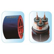 Мягкий силовой кабель с оболочкой из ПВХ с изоляцией из ПВХ с низким напряжением