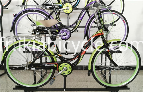 Strong Single Speed City Bike
