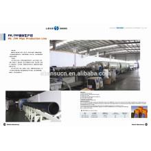 Línea de producción de tubería de riego por goteo Extrusion Line