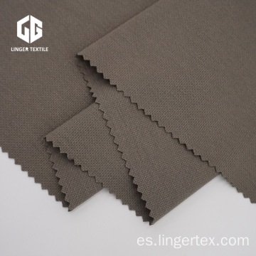 Tejido de elastano NR Interlock de estilo simple