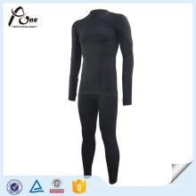 Nouveau Hot China Wholesale Mens marque Ski sous-vêtements Set
