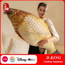 Life Like Creative Big Fish Plush Juguetes Cojín Regalos