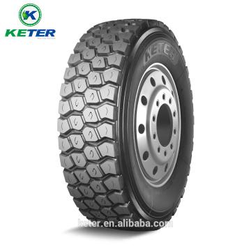 Qualitäts-LKW-Tyre, sofortige Lieferung mit Garantieversprechen