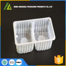 plateau à biscuits en plastique formé sous vide