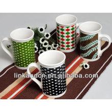 ceramic coffee mug/drinking mug