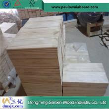 Paulownia Drawer Sides Board para peças de mobiliário