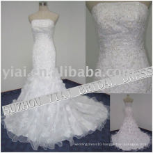 2011 latest elegant drop shipping freight free ball gown style 2011 wedding dress JJ2359