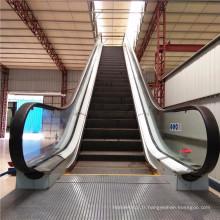 Escalator intérieur extérieur souterrain d'économie d'énergie d'aéroport public