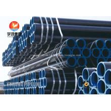 ASTM A106 Grade B Kohlenstoffstahl nahtloses Rohr