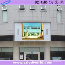 SMD / IMMERSION polychrome extérieure fixe d'écran de panneau de panneau d'affichage à LED D'affichage à cristaux liquides usine P8
