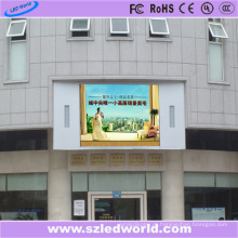 SMD / DIP Ao Ar Livre de Cor Completa Fixa Tela LED Painel de Painel de Exibição de Fábrica Publicidade P8
