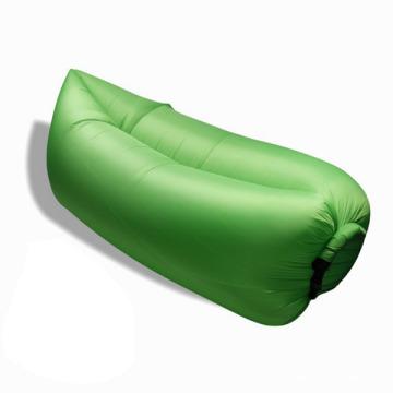 Sac de couchage gonflable durable multifonctionnel facile à utiliser