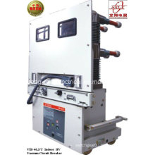 Indoor Hv Vacuum Circuit Breaker with Embedded Poles (VIB-40.5/T)