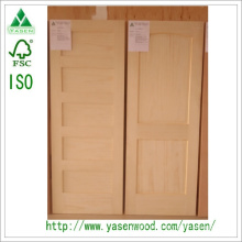 Laje de madeira interior composto porta laje