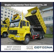 Camión volquete Sinotruk 6X4 (ZZ3257M3647)