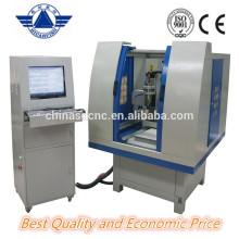 Big Verkauf JK-6060 Carving Metall CNC-Fräser mit Staubschutz