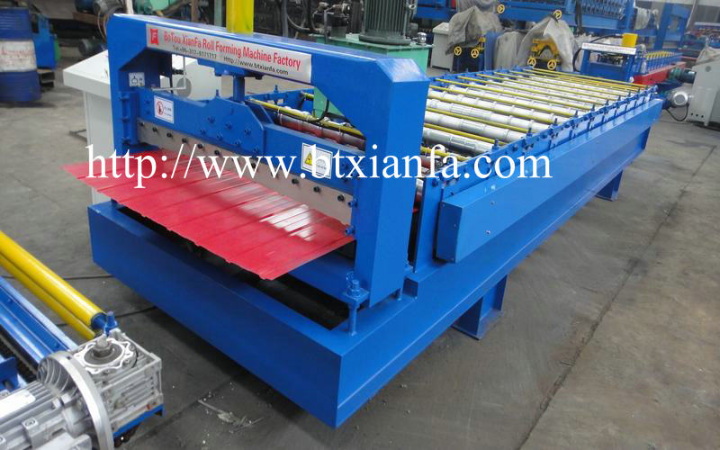 Roofing And Cladding Forming Machine 2