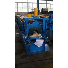 Hydraulisk Ridge Cap Tak Tak Tile Roll Forming Machine