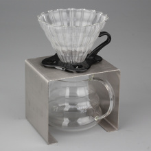 3 Pieces Pour Over Coffee Dripper Starter Set