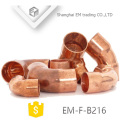 EM-F-B216 Air conditioner copper pipe fittings