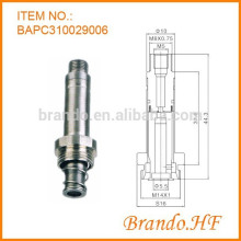 Stainless Steel Material 3 Way Solenoid Valve Stem Plunger