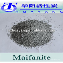 Natural Maifanite filter media for puifying water