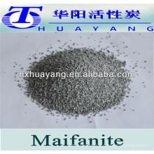 Meios de filtragem de maifanite natural para água em disputa