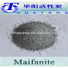 Natural Maifanite filter media for puifying water
