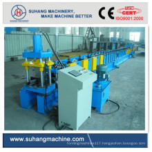 Door Guide Rail Roll Forming Machine