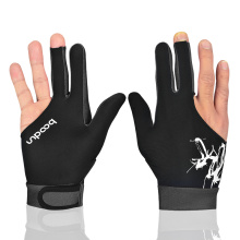 Strong Durable 3 Finger Billiard Gloves
