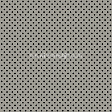 Lubang mikro Galvanized Mesh Metal Perforated