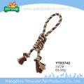 Interactive Dog Agility Hemp Dog Dental Rope Toy