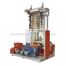 Mini máquina de sopro do filme do PE CE