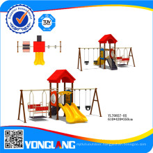 High Quality Newest Design of Outdoor-Indoor Playgrounds