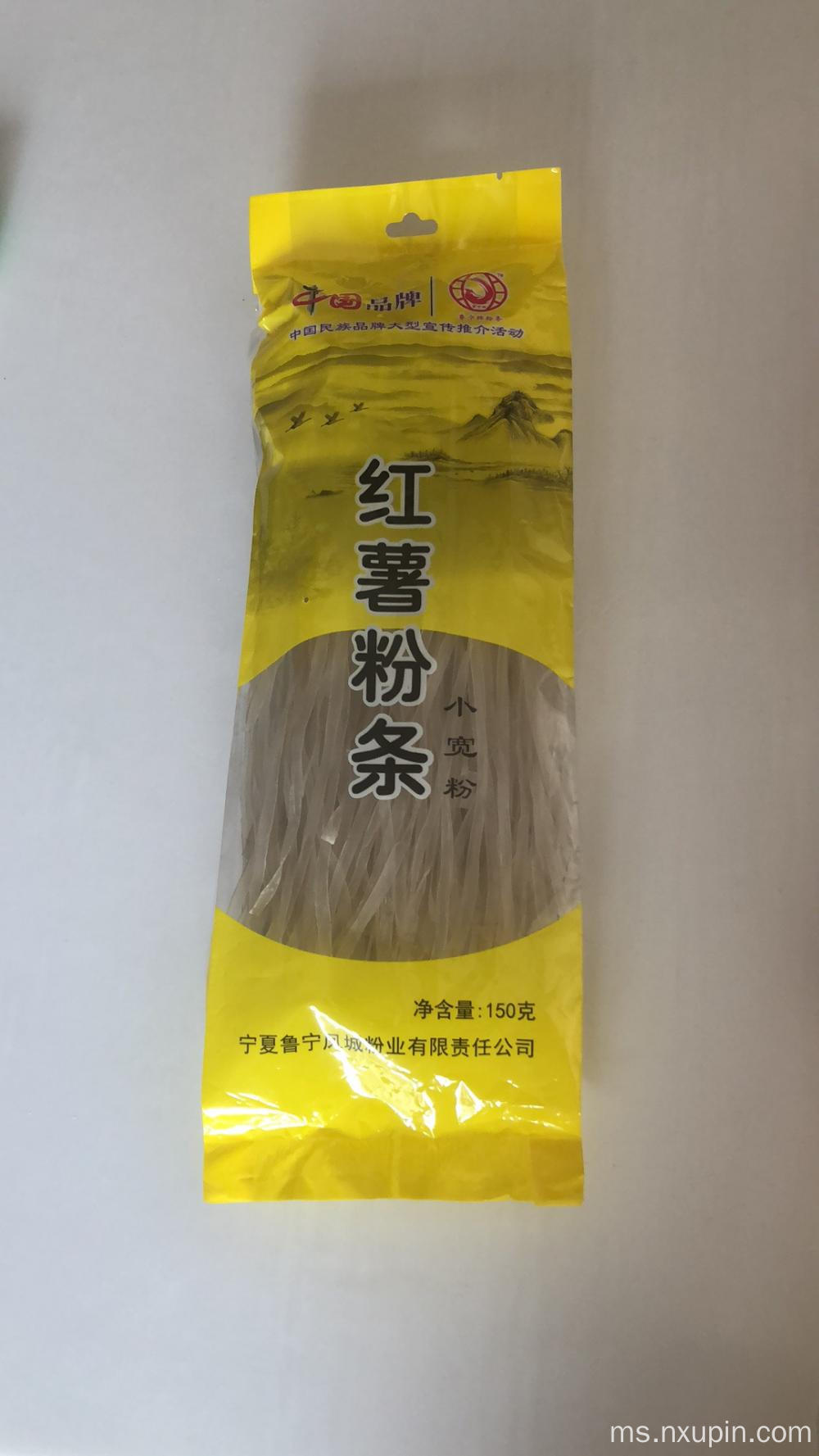 Lu ning Wide vermicelli bag 150g