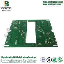 Tampone di immersione 1oz Copper Standard PCB