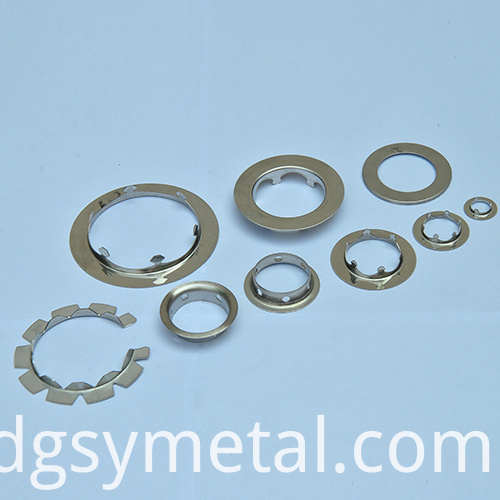 aluminum lighting parts
