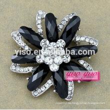 Nueva broche de la flor del cutie de la joyería de la manera para las niñas