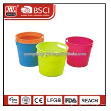 2015 new design ice bucket plastic with cheap price