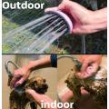 Pulverizador do chuveiro da ferramenta de banho do animal de estimação