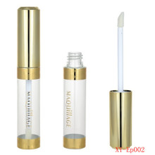 Enfeitado Gold Cosmetic Lipgloss Bottle
