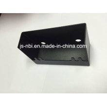 Pièces de fabrication personnalisées pour la machine tout-en-un avec poudre noire revêtue