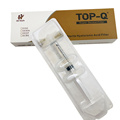TOP-Q 10 ml de remplissage cutané Cross Linked Hyaluronic Acid Injection Price Breast Elargissement