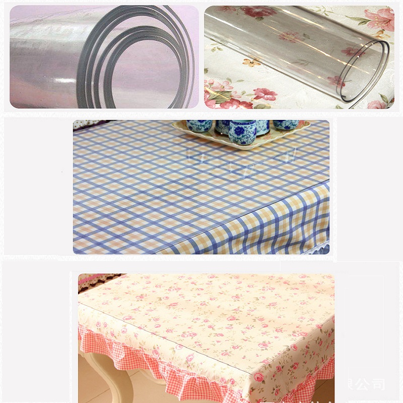 Transparent Pvc Table Cloth