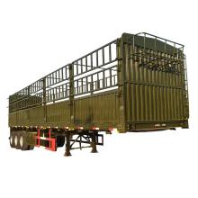 fence semi trailer 3 axles