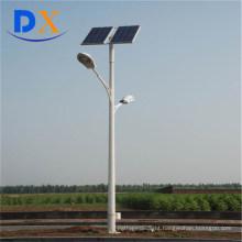 Double Arm Street Lighting Pole Lamp Post Design