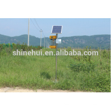 Solar mosquito repellent/killer lantern / fly zapper light outdoor