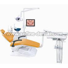 Cadeira odontológica montada económica