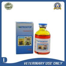 Médicaments vétérinaires de 25% Injection de nitroxinil (100 ml)